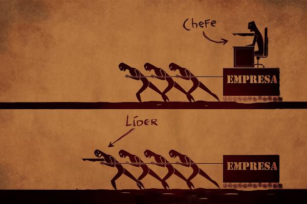 liderar pelo exemplo